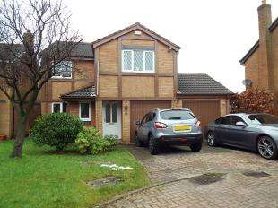 4 Bedrooms Detached House for sale in Heron Close, Blackburn, Lancashire, BB1