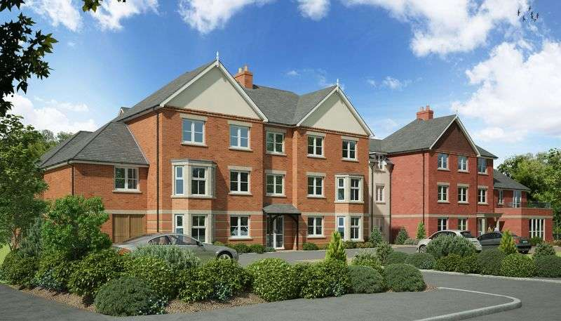 1 Bedroom Retirement Property for sale in Chester, Eaton Lodge