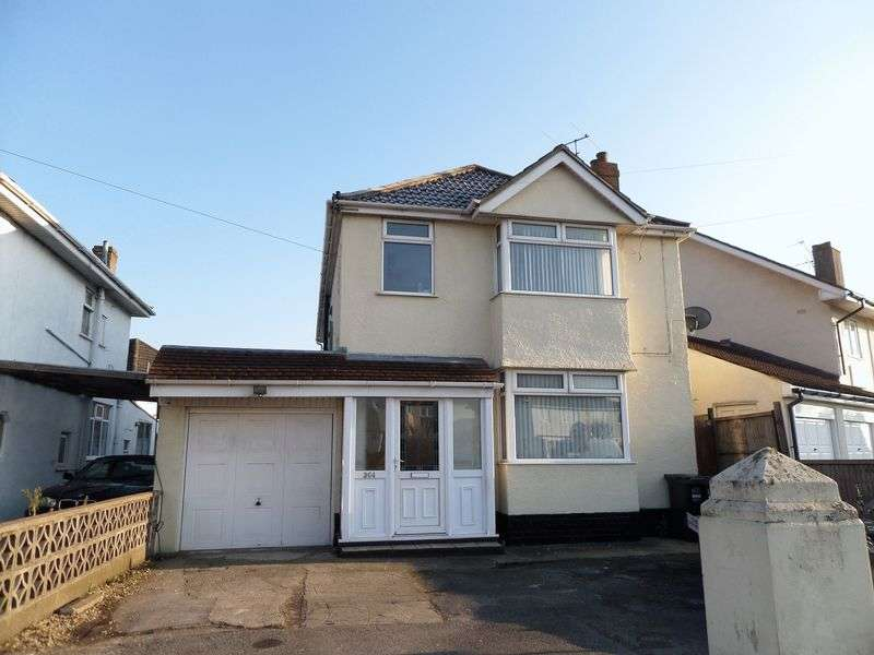 2 Bedrooms Flat for sale in Locking Road, Weston-Super-Mare