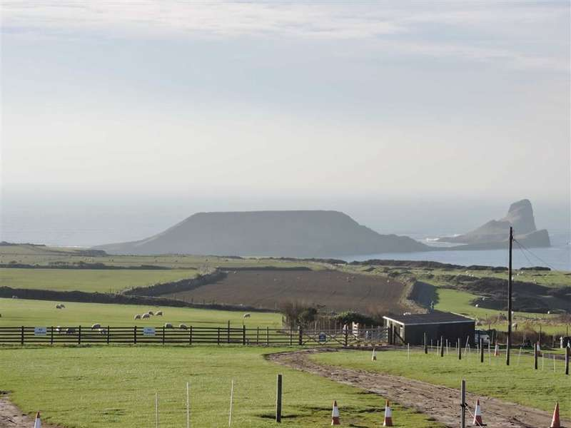 4 Bedrooms Property for sale in Rhossili, Gower