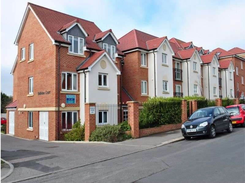 1 Bedroom Flat for sale in Bellview Court,Cranfield Road, Bexhill-On-Sea: One bed second floor retirement apartment