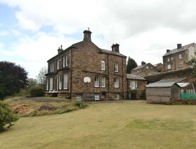 4 Bedrooms Detached House for sale in Wellfield House Low Spring Road, Keighley, BD21
