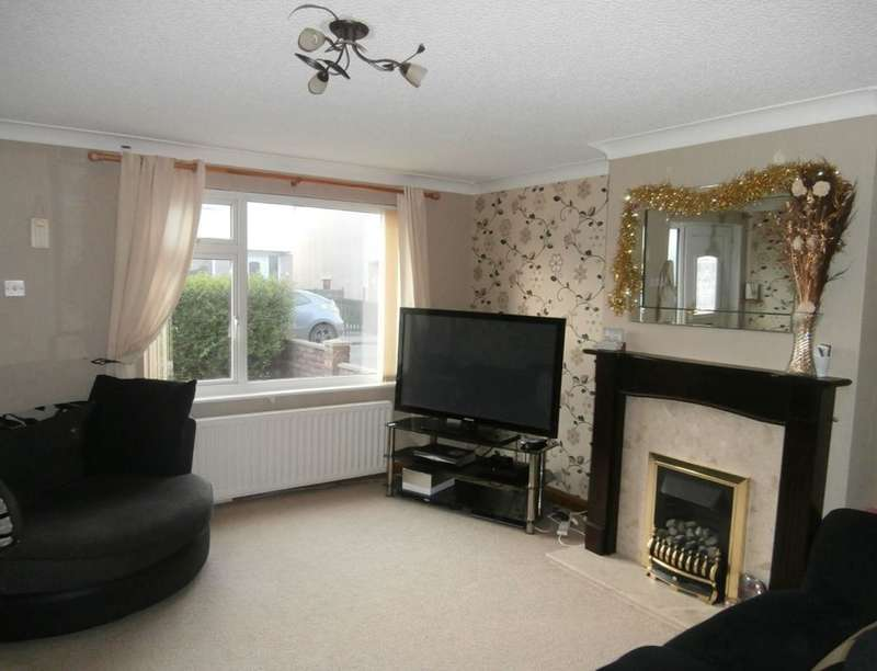 2 Bedrooms Semi Detached House for sale in Abbey Close, Workington, CA14