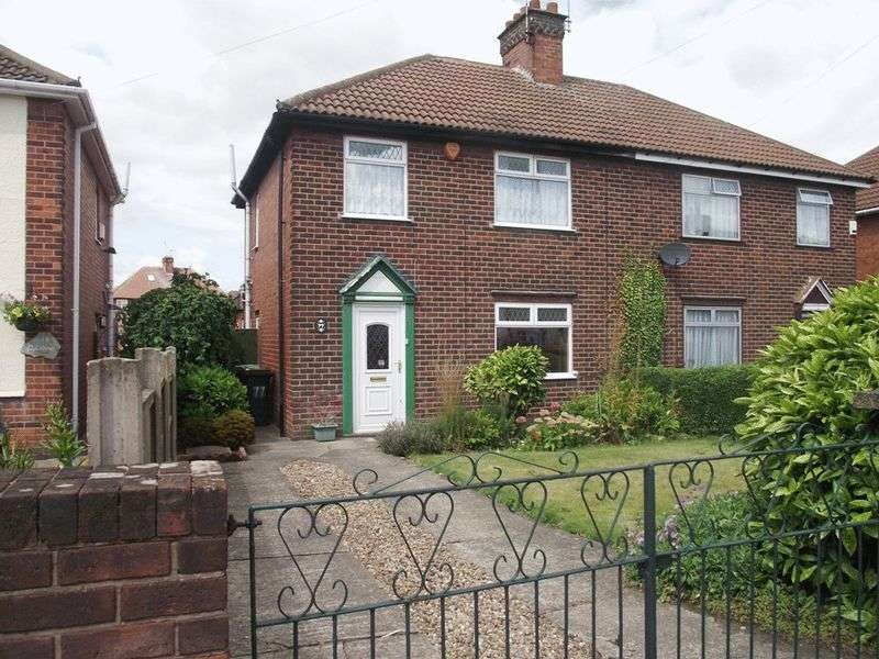3 Bedrooms Semi Detached House for sale in Dalestorth Street, Sutton-In-Ashfield