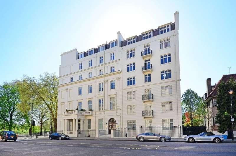 4 Bedrooms Flat for sale in Hyde Park Street, Hyde Park Estate, W2