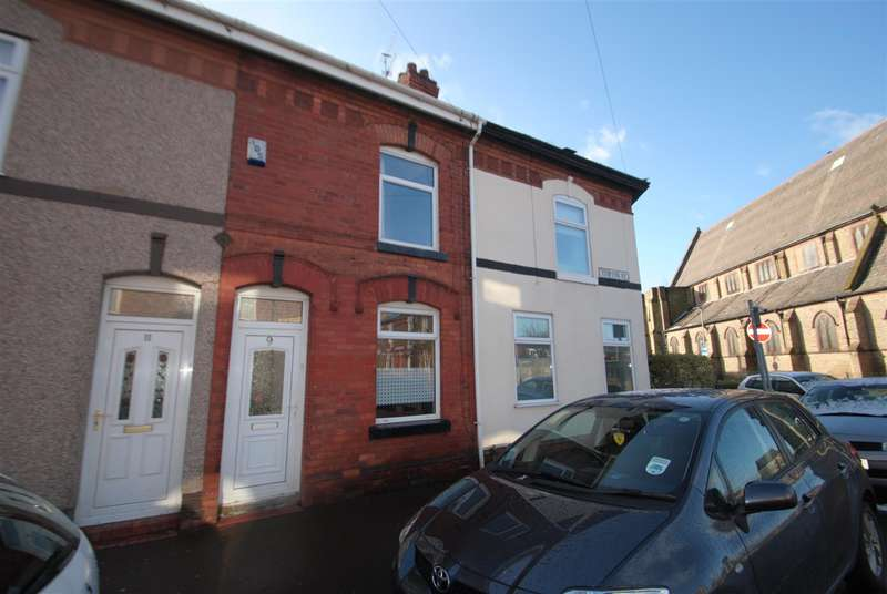 2 Bedrooms Property for sale in Clifton Street, Lqatchford, WARRINGTON, WA4