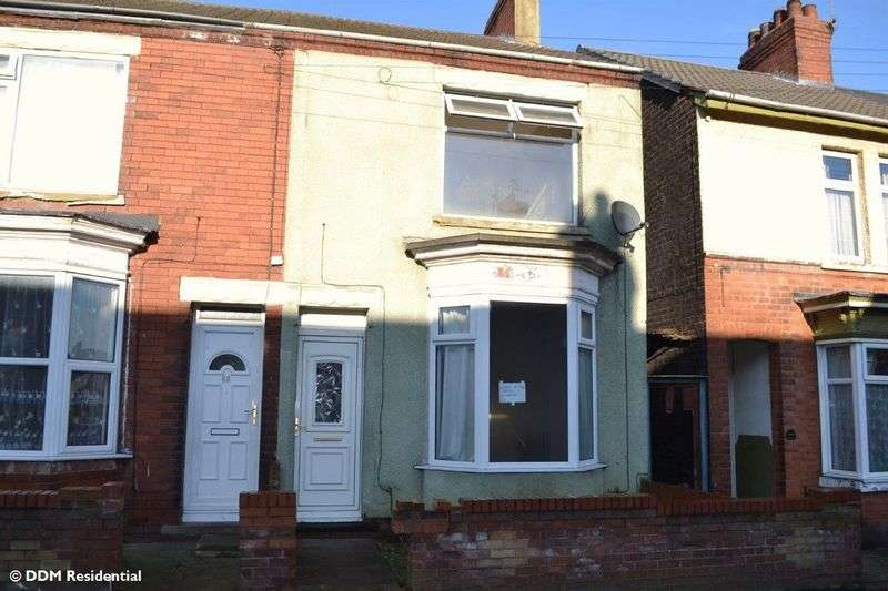 3 Bedrooms Terraced House for sale in Fox Street, Scunthorpe