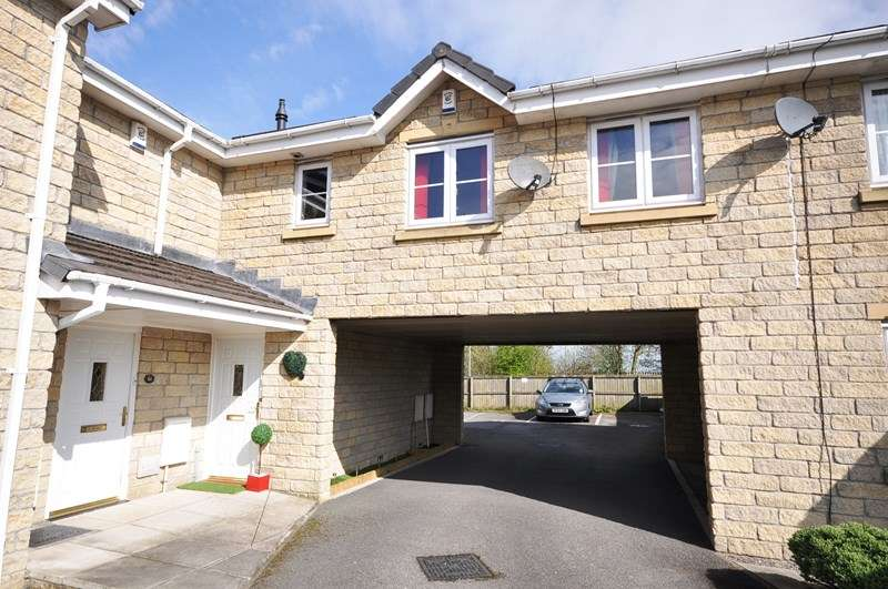 1 Bedroom Flat for sale in Abbeydale Way, Accrington