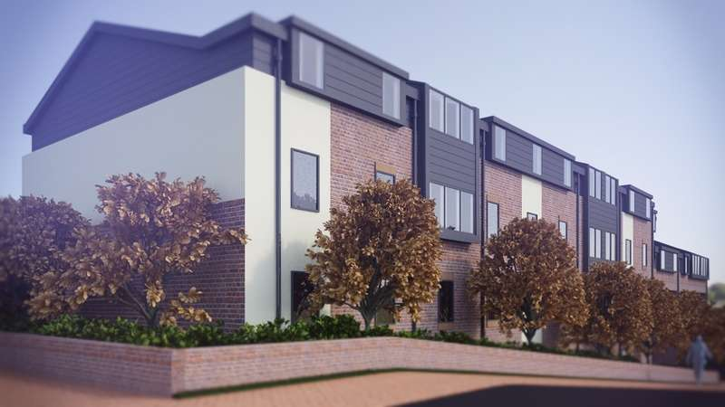 Studio Flat for sale in Woodhouse Street, Leeds, West Yorkshire, LS6