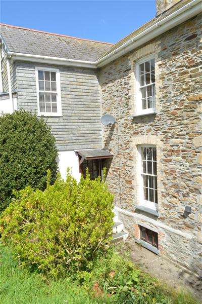 2 Bedrooms Terraced House for sale in Mevagissey, Cornwall