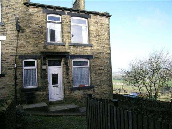 2 Bedrooms Terraced House for sale in Crossley Street, Queensbury, Bradford
