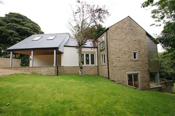 5 Bedrooms Detached House for sale in Clifton House, Off Range Lane, Denshaw