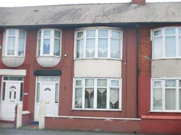 3 Bedrooms Terraced House for sale in Warbreck Moor, Aintree