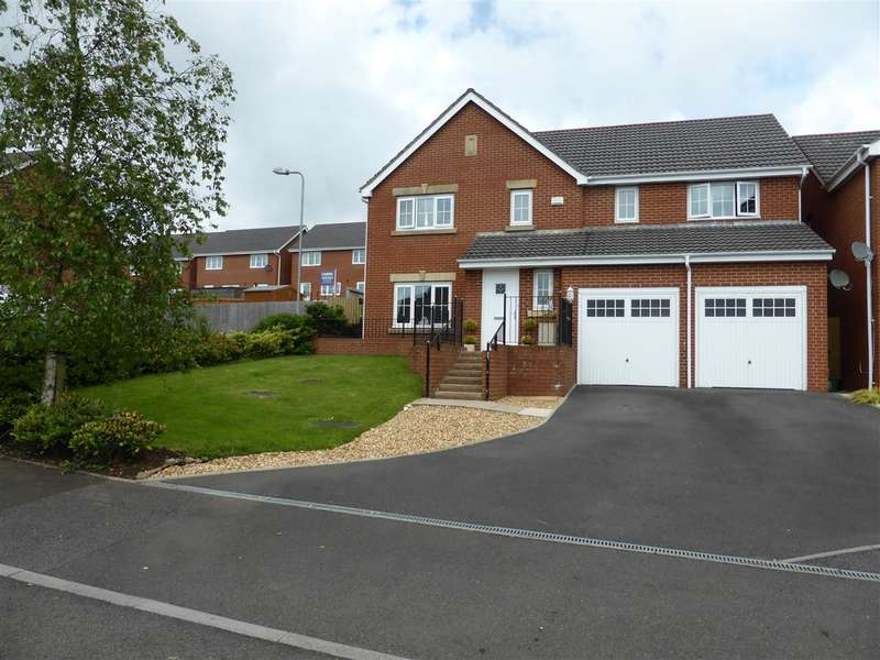 Detached House for sale in 89 Crymlyn Parc, Skewen, Neath