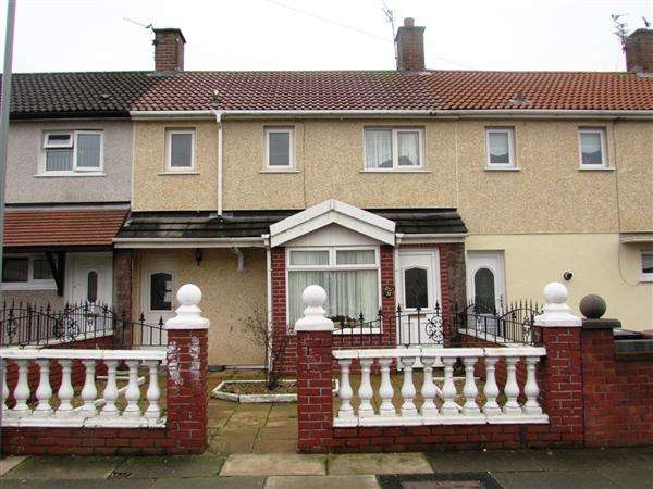 3 Bedrooms Terraced House for sale in Tilston Road, Kirkby