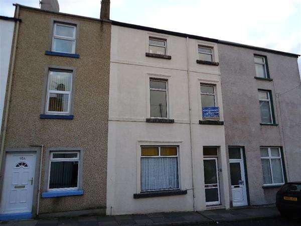 4 Bedrooms Terraced House for sale in Holborn Hill, MILLOM