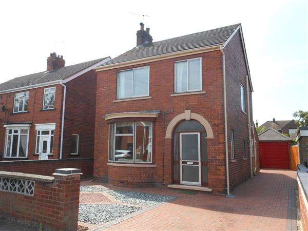 3 Bedrooms Detached House for sale in King Edward Street, Scunthorpe