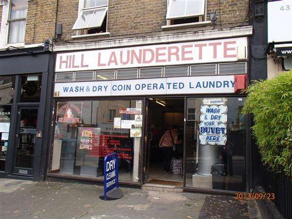 Commercial Property for sale in SOUTH WEST LONDON - LAUNDERETTE