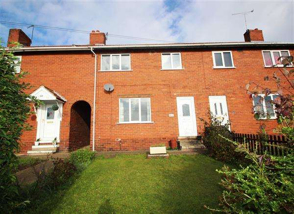 3 Bedrooms Terraced House for sale in Strickland Road, Upton