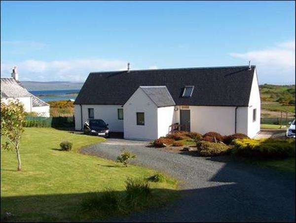 4 Bedrooms Detached House for sale in Heather Lea, Isle of Gigha