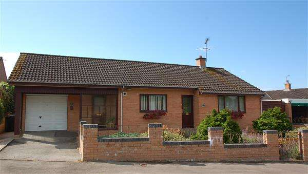 3 Bedrooms Detached Bungalow for sale in BATH CRESCENT, WHITECOFT