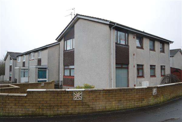3 Bedrooms Apartment Flat for sale in Winton Court, Ardrossan