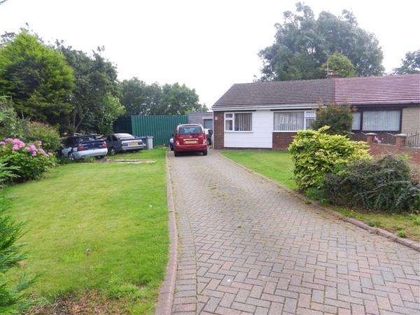 3 Bedrooms Bungalow for sale in Hexham Drive, Stanley
