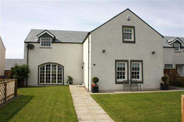 4 Bedrooms Semi Detached House for sale in Bowmanston Steading, East Mains, Ayr