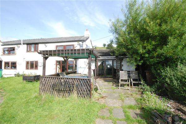 1 Bedroom Cottage House for sale in Slack Barn, Higher Calderbrook, Littleborough