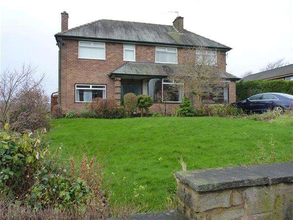 4 Bedrooms Detached House for sale in Knot Lane, Walton Le Dale, Preston