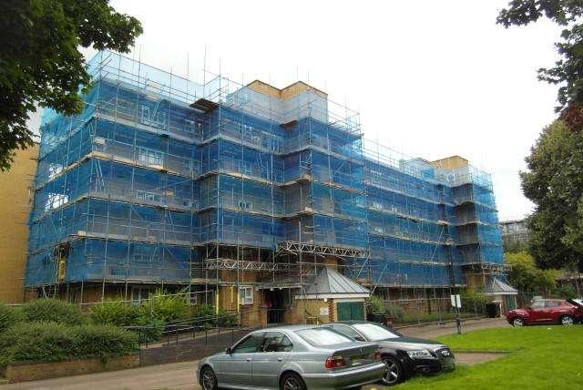 4 Bedrooms Flat for sale in Woodville Road, Mildmay Ward, North London, N16 8ND