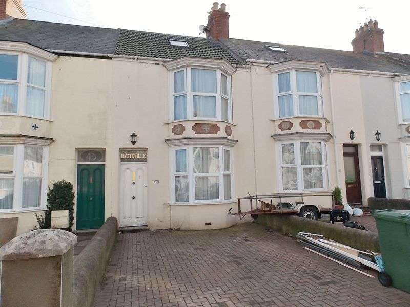 4 Bedrooms Terraced House for sale in Channel View Road, Portland