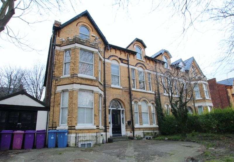 1 Bedroom Flat for sale in Croxteth Road, Toxteth, Liverpool, L8