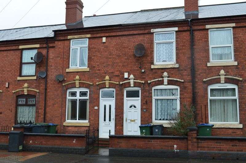 2 Bedrooms Terraced House for sale in Bromford Lane, West Bromwich