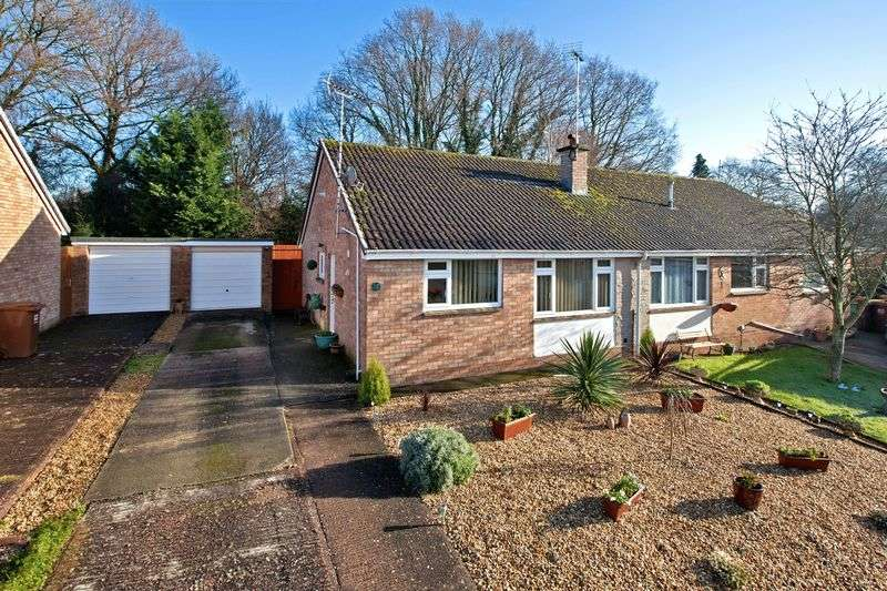 2 Bedrooms Semi Detached Bungalow for sale in Pinnex Moor Area