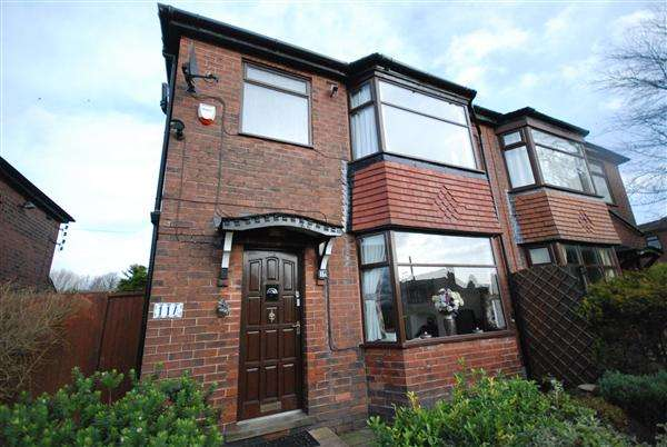 3 Bedrooms Semi Detached House for sale in Weston Avenue, Buersil, Rochdale