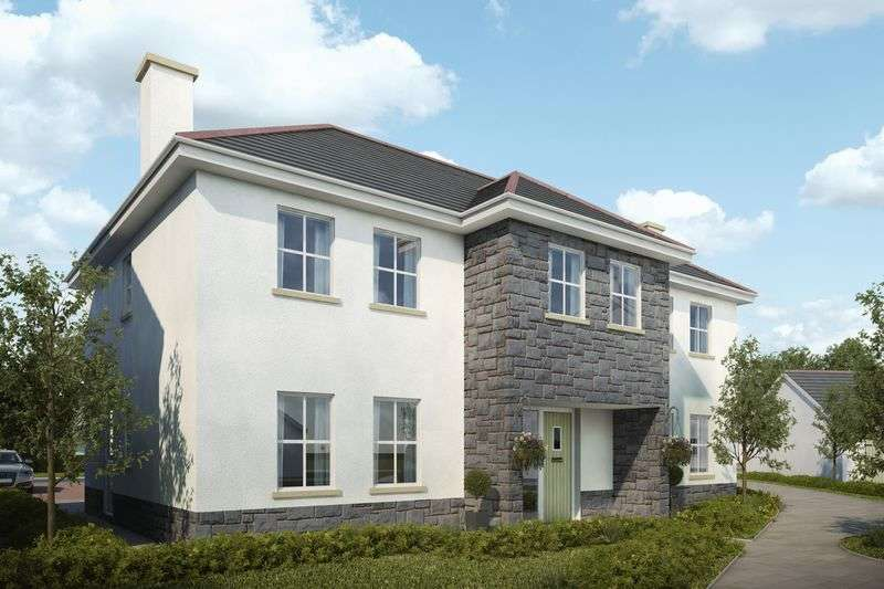 4 Bedrooms Detached House for sale in Plot 5, Green Meadows Park, Tenby