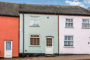 2 Bedrooms Terraced House for sale in George Lane, Off Green Hill, Lichfield, Staffordshire