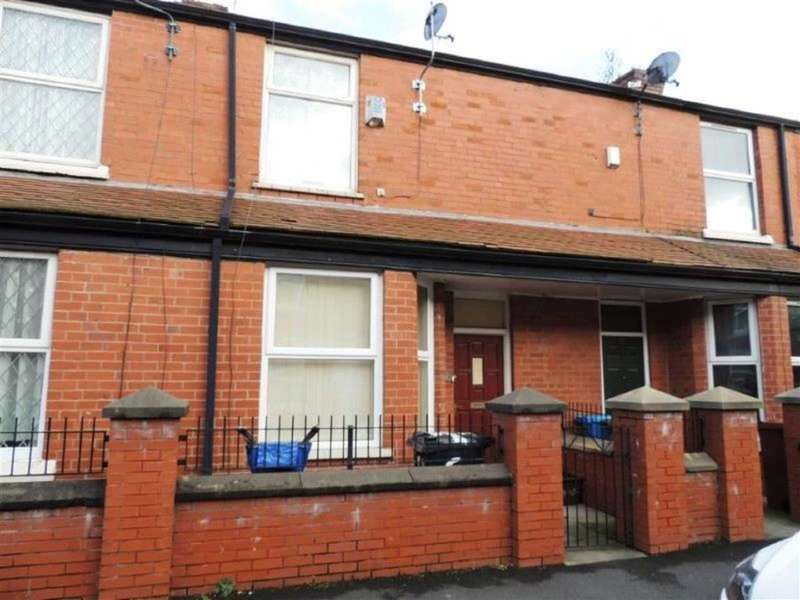 2 Bedrooms Property for sale in Cheadle Street, Openshaw, Manchester
