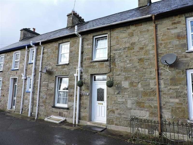 3 Bedrooms Property for sale in Clifton Terrace, Llandysul
