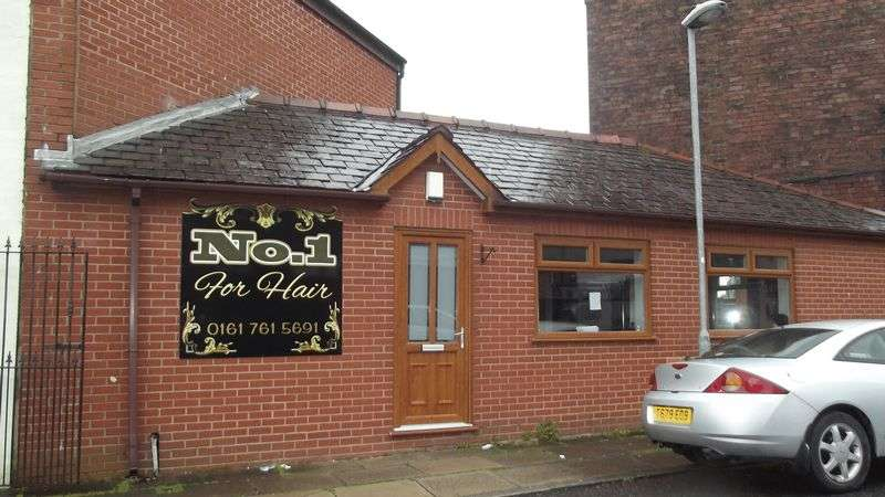 2 Bedrooms Terraced House for sale in No 1 for Hair Walmersley, Bury