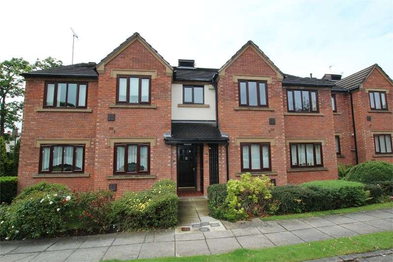 2 Bedrooms Flat for sale in Smallwood Mews, Heswall