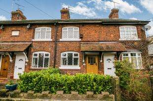 2 Bedrooms Terraced House for sale in Hassall Road, Sandbach, Cheshire