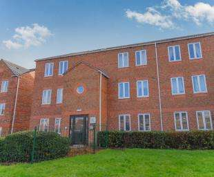 2 Bedrooms Flat for sale in Essex House, Darwin Close, York, North Yorkshire