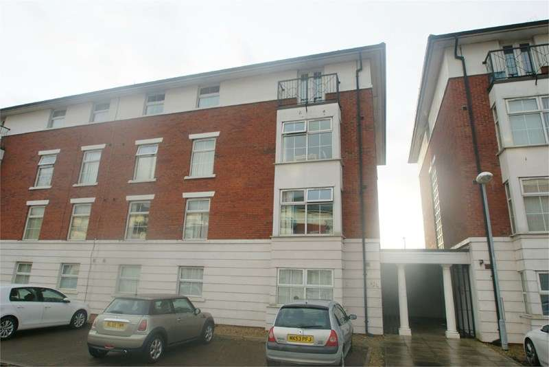 2 Bedrooms Flat for sale in Chancellor Court, Liverpool