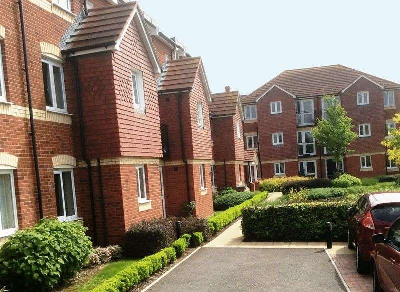 1 Bedroom Retirement Property for sale in Gloucester, Hamlet Lodge