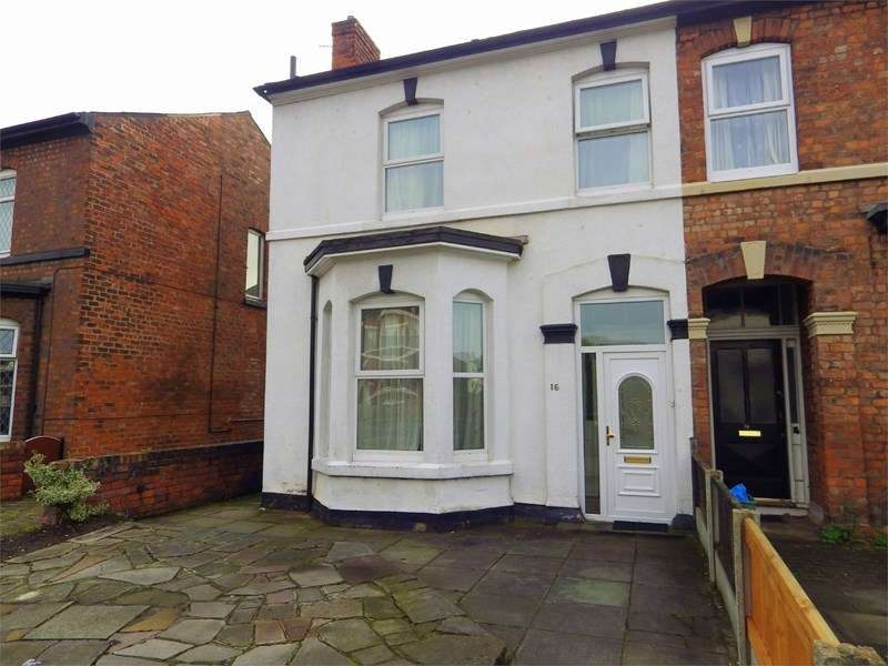 3 Bedrooms Semi Detached House for sale in Forest Road
