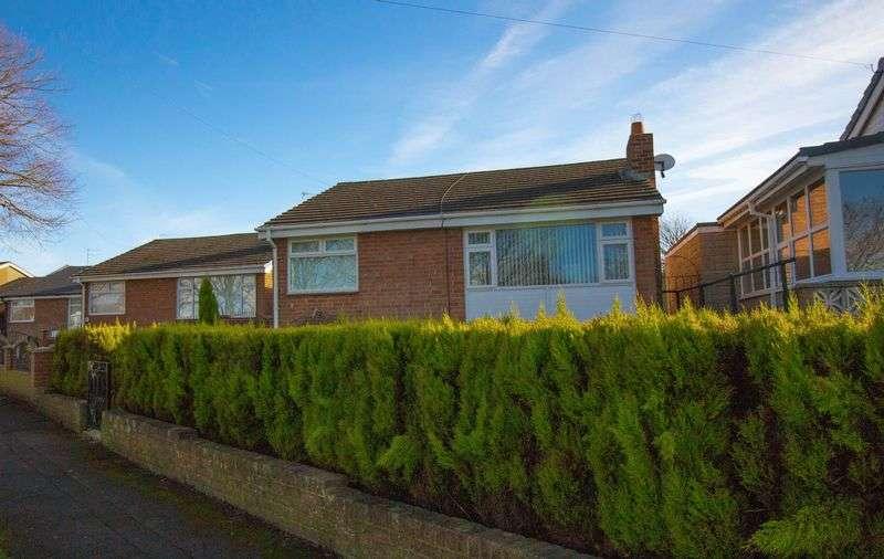 2 Bedrooms Detached Bungalow for sale in Hartside Crescent, Winlaton