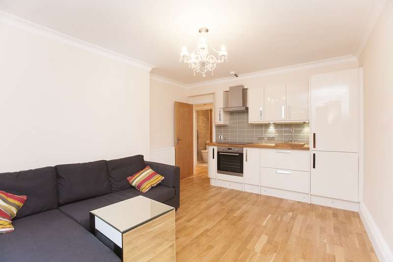 2 Bedrooms Flat for sale in Boundary Road, London, London, NW8