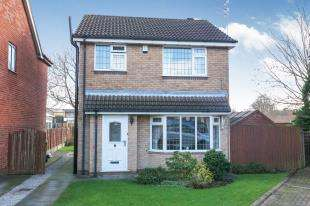 3 Bedrooms Detached House for sale in Viscount Drive, Heald Green, Cheadle, Greater Manchester